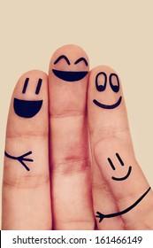 family finger