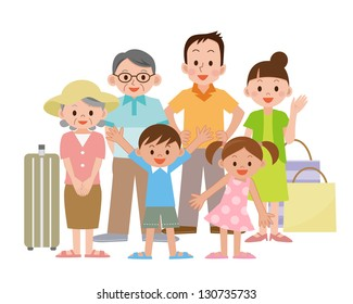 Family travel