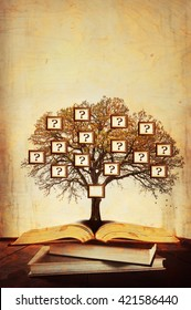 Family Tree, genealogy.