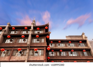 famous ancient architecture in Xi'an