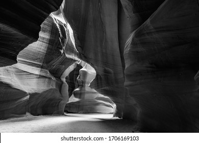 Famous Antelope Canyon, Page city in Arizona, Closed due to coronavirus world pandemic