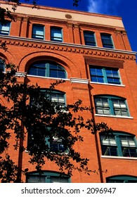 The famous book depository in downtown Dallas, Texas. Scene of one or the most important events in US history.
