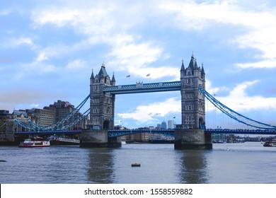 The Famous Bridge in London