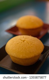 The famous Calamansi Muffin from Boracay, Philippines