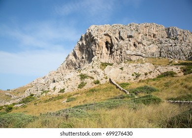 "Famous ""Cap de Formentor"" (Formentor cape) on spanish island Mallorca"