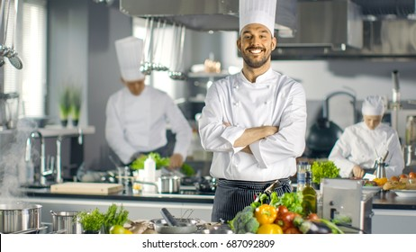 1000+ Chef Stock Images, Photos & Vectors | Shutterstock