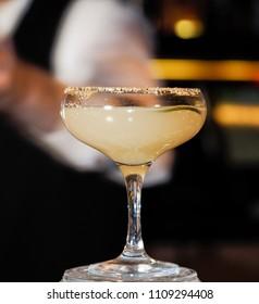 Famous Cocktail Margarita