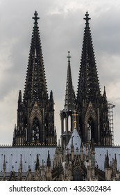 famous dome of Cologne