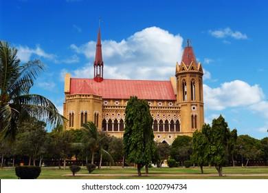 Famous Fareer Hall Karachi, Pakistan