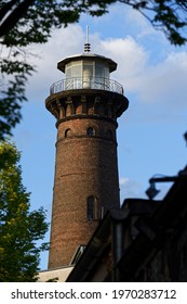 the famous helios lighthouse in cologne ehrenfeld
