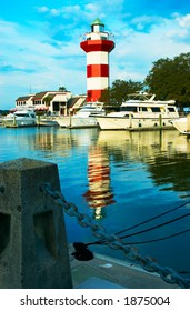 The famous Hilton Head Lighthouse. More with keyword group12c
