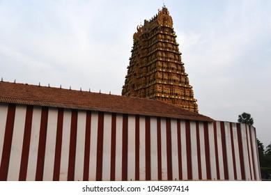 Famous hindu temple in Jaffna sri Lanka