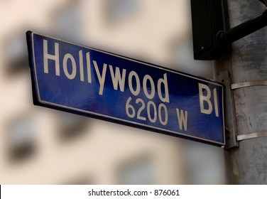 Famous Hollywood Blvd