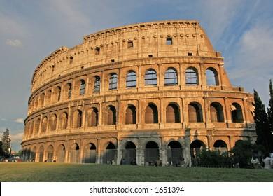 Famous Italian Landmark,