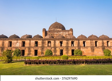 The famous Katra mosque where the tomb of the first Nawab of Bengal, Murshid Quli Khan, is buried in Murshidabad.