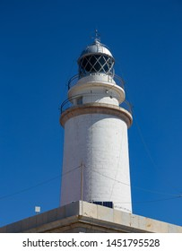The famous lighthouse at Cape Formentor, Majorca, Spain