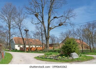 Zywkowo, Warmia-Masuria, Polen