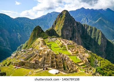 The famous Machu Picchu is a 15th-century is located in the Cusco region of Peru. The beauty of this historic site never ceases to amaze, with people coming from all over the world to visit it.