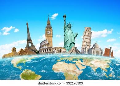 World Famous Places Images Stock Photos Amp Vectors