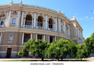 famous opera theatre