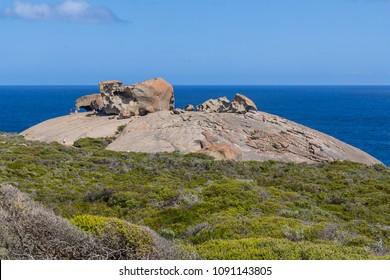 Famous Remarkable Rocks. Flinders Chase National Park, Kangaroo Island, South Australia