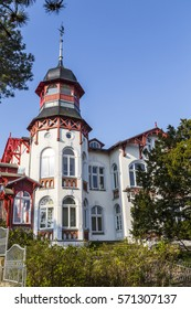 famous seaside resorts in the old imperial SPA village of Zinnowitz.