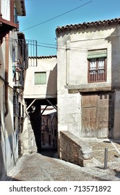 famous sheds and passages of Toledo,