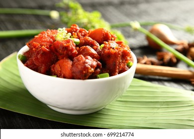 Famous South Indian non veg appetizer snack- chicken 65.