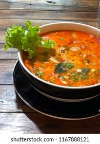 Famous Thai Food
