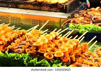 Famous thai streetfood in Bangkok