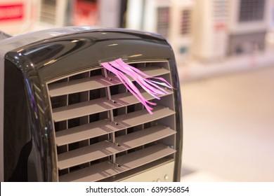 Fan  freezer
