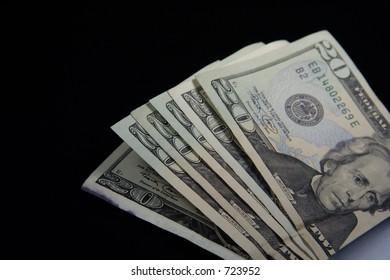fan of money