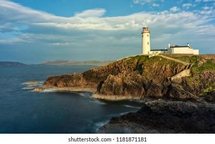 Fanad Lighthouse, county Donegal, Wild Atlantic Way Ireland