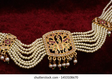Fancy designer artificial diamond pendant  for woman fashion.