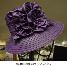 Fancy hats for derby day