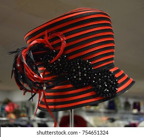 Fancy hats for derby day