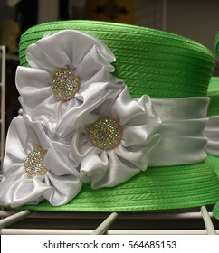 Fancy ladies hat