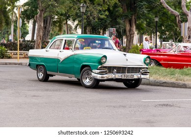 1950 Classic Ford Car Images, Stock Photos & Vectors