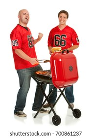 Fans: Fans Excited for Grilling