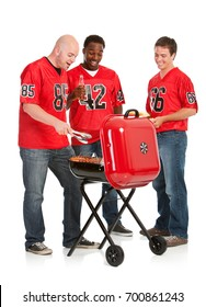 Fans: Grilling Tailgate Party Food