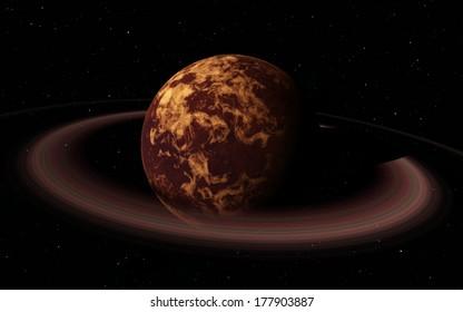 Fantastic exoplanet