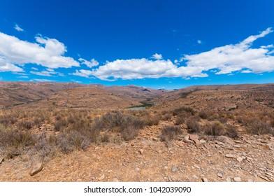 Fantastic landasce in South Africa