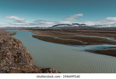 The fantastic landscapes of Iceland in autumn