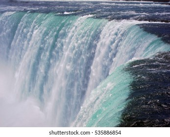 Fantastic Niagara Falls water color