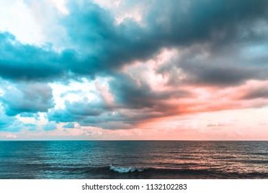 Fantastic Sunrise contrast