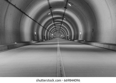 Fantastic tunnel