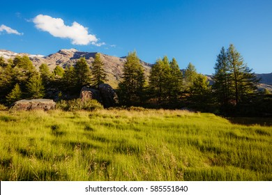 Fantastic views of the magical hills in sunlight. Picturesque and gorgeous morning scene. Location place Zermatt, Swiss alps, Grindjisee, Valais region, Europe. Discover the world of beauty.