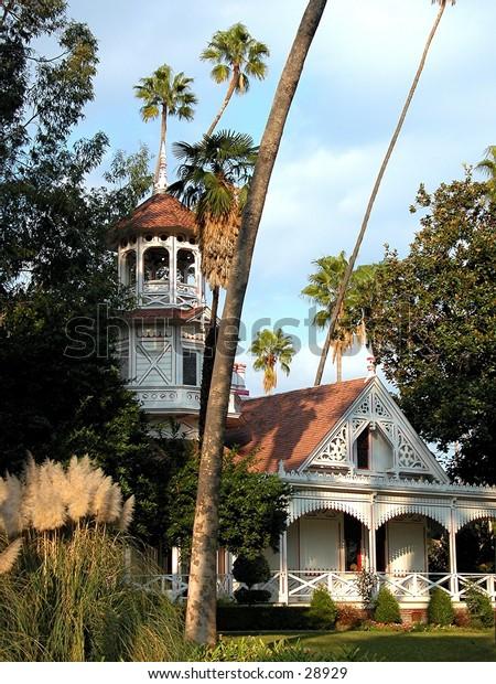 fantasy island house