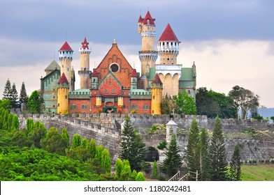 Fantasy Land Castle Batangas Philippines