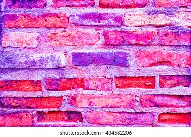 Fantasy old brick/photoshop